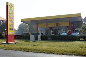 Tank Benzinska Pumpa